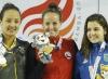 Kristel Köbrich premiada en la Gala Olímpica 2018 del COCh!