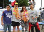 La venezolana Paola Pérez gran ganadora del Desafío Aguas Abiertas Tolten Wolf!!