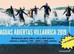 Inscríbete en el Aguas Abiertas de Villarrica 2019!
