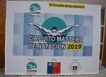 Comenzó el Circuito Máster de Natación en Colina – Fotos, Videos y Resultados