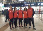 Equipo chileno de aguas abiertas listo para los JJSS de Playa en Argentina