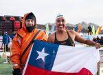 Bárbara Hernández arrasa en el Mundial de Aguas Gélidas en Rusia