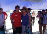 Hazaña de aguas abiertas de Sebastián González en Antofagasta
