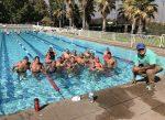 Experiencia Swimchile en el Stadio Italiano