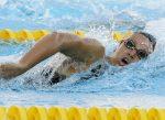 Kristel Köbrich bronce en los 800 libres del TYR Pro Swim Series!