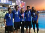 Brasil y Perú destacan en el Sudamericano Juvenil de Aguas Abiertas Iquique 2019