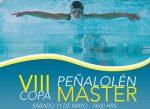 Próxima #CoberturaSwimchile VIII Copa Peñalolén Máster