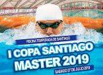 Próxima #CoberturaSwimchile ¡Todo listo para la I Copa Santiago Máster!