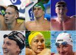 Conoce a los favoritos en el Mundial de Natación FINA 2019