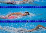 Nadadores chilenos en los JJPP Lima 2019