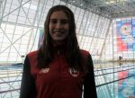 ¡Inés Marín vuelve a romper su propio récord nacional de 100m libres en JJPP 2019!