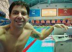 """Francisco Montero: """"Como nadador máster competir en las mismas piscinas del Mundial de Natación parece surrealista"""""""