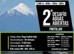 Se aproxima el Desafío Natación Aguas Abiertas Frutillar 2019