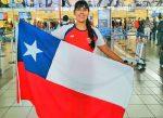 Bárbara Hernández representará a Chile en el Circuito Mundial de Aguas Gélidas de la temporada 2019-2020
