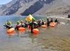 Desafiante 1er Aguas Abiertas en Laguna del Inca