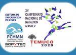 Temuco recibirá el 15º Nacional de Natación Máster