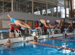 Comenzó el 15º Nacional de Natación Máster en Temuco