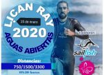 No te pierdas la 10ma versión del Aguas Abiertas Lican Ray 2020