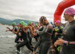 Vicente Trewhela y Mahina Valdivia ganan el 7mo Aguas Abiertas de Pucón