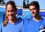 Santiago Mena y Mahina Valdivia ganan el Aguas Abiertas de Nueva Toltén 2020