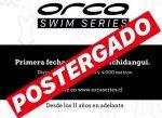 Postergada 1ª fecha del Orca Swim Series para noviembre
