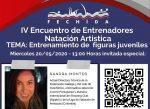 Se viene el 4to Encuentro de Entrenadores de Natación Artística