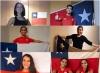 Chilenos consiguen 5to lugar en torneo panamericano de natación artística