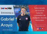 #SwimchileEntrevista Gabriel Araya – Selección chilena de natación