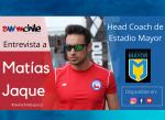 #SwimchileEntrevista con Matías Jaque de Estadio Mayor