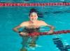 Regreso al agua de Mahina Valdivia: ¡Me volvió la alegría al cuerpo!