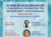 No te pierdas todas las novedades que trae la 4ta Feria de Natación Máster de la FCHMN