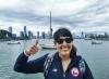 Bárbara Hernández nadará el maratón de Manhattan el miércoles 30!