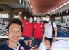 Chilenos siguen imparables en Paraguay: 2 medallas de oro y 2 nuevos récords nacionales