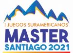 Se postergan los I Juegos Sudamericanos Máster Santiago 2021