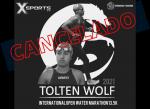 Cancelado el Tolten Wolf International Open Water Marathon 13.5k