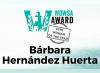 Chilena Bárbara Hernández candidata a mujer del año 2020 de la Asociación Mundial de Natación en Aguas Abiertas