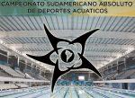 Suspendida carrera de relevos de aguas abiertas en el Sudamericano de Deportes Acuáticos
