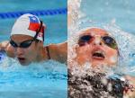 Marín y Szklaruk Traipe logran nuevos récords nacionales femeninos