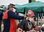 Mahina Valdivia 4ª en los 5K de aguas abiertas del Sudamericano de Deportes Acuáticos