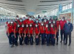 ¿Cuándo competirán los nadadores chilenos en el Campeonato Sudamericano?