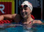 Katie Ledecky brilla y se impone en el TYR Pro Swim Series 2021