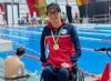 Alberto Abarza brilla con dos oros en Campeonato Europeo de Paranatación de Portugal