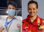 Conoce el calendario de los nadadores chilenos en los Juegos Olímpicos Tokio 2020