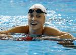 Nadadora canadiense de 23 años Emily Overholt anuncia su retiro por lesión