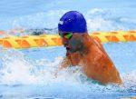 Vicente Almonacid 8° en su debut en finales de Juegos Paralímpicos