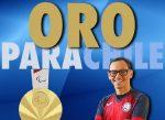 Histórico: Alberto Abarza se corona campeón paralímpico en Tokio 2020